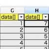 Unity-Excel-Importer-Maker 配列型に対応