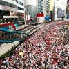 香港デモと中国投資戦略
