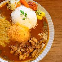 【野々市】さらりとしたスパイスカレーの奥深さにファン多数♡「spice curry cafe KOTTA」をご紹介!