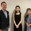 8月8日のブログ「週末の12キロのジョグ、ピアニストの平田歩さんのコンサート」