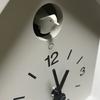 我が家の時計は無印良品の鳩時計 鳩時計と僕。