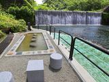 おすすめは炭酸水素塩泉。夏でも温泉で、さっぱり&すっきり!