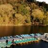 亀山ダムは本日終了しました