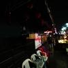 タイ2月8日は万仏祭(ぼくはインドに行く予定やったので)アルコール禁止を知らなかった。
