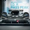 ● フォルクスワーゲン、パイクスピークに挑む新型EVレースカーを披露