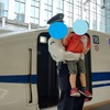 夏の小旅行  その1 JR東海の車掌さんと静岡県浜松市が素晴らしい!
