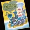 かわいい機関車おじさんの熾烈な配達競争 『列車の島/ Isle of Trains』