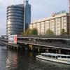 アムステルダムの自転車文化。