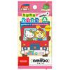 amiibo 『とびだせ どうぶつの森 amiibo+』amiiboカード【サンリオキャラクターズコラボ】 #どうぶつの森  #amiiboカード