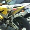 本日のバイクです。№8
