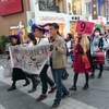 戦争法反対―ハロウィンパレード