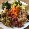 100%ヴィーガンのビュッフェ・ディナー@Masao's Kitchen