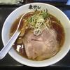 【今週のラーメン1116】 つけめん らーめん 青樹 (東京・立川) 煮干しらーめん・あっさり