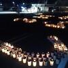 震災復興音楽祭&キャンドルナイト『希望のあかり』を見てきました(@白河コミネス)