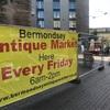 【楽しいマーケット】バーモンジーアンティークマーケットで歴史ロマンを感じる。