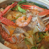 本格!海鮮キムチ鍋レシピはカニのダシがポイント♪