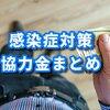 愛知県、新型コロナウイルス感染症対策協力金まとめ