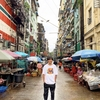 【世界一周#9】ミャンマー最大の都市ヤンゴンに到着!