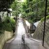 坂道探訪 目白崖線・落合崖線の坂道(6) 中井の番号坂、1から5まで