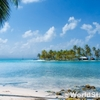 モラの聖地 パナマ サンブラス諸島の水上コテージ