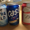 0916,17Sun, Mon 韓国ビール/二度目の弘益大学/パック買った