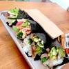 【ロードトリップ4日目①】美味しい手巻き寿司レストラン 鱗 in Austin
