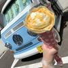 鹿児島県出水市の企業様イベントにオシャレな移動販売車でクレープをプレゼント♡ヒーローズ(チャコカフェさん)登場♪
