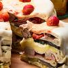 【王様のブランチ】品川グースで食べる、衝撃のグルメ、ミルフィーユピザ
