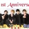 祝 宇宙Six 1st Anniversary