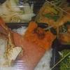 「琉花」の「白身魚の野菜あんかけ(日替わり弁当)」300円 #LocalGuides