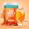 【マイプロテイン】クリアホエイアイソレートのオレンジマンゴー味・成分をレビューします