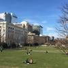 ボストンも暖かくなってきました