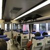 うずしおに乗って徳島へ行き、即高松へ戻る。
