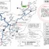 赤谷川でフライフィッシング (匹見川 - 島根県)