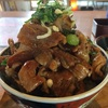 四万十町窪川の「味覚」~体育会系豚丼「四万十ガッツリ!!」は猪モランマ。