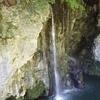 竜宮岩の滝がまじマイナスイオン出まくりで癒される件。