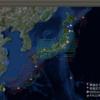 2017-10-01 地震の予測マップ ()
