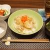 茅乃舎だしを使った優しい味の豚丼と待つだけ簡単温泉卵(*^_^*)