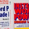 語源で英単語は圧倒的に覚えやすくなる!『INSTANT WORD POWER』と『Word Power Made Easy』のススメ。