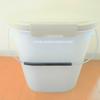 夏の生ゴミ臭対策にはアノ消臭剤と重曹と2重ゴミ箱の合わせ技が最強