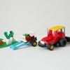 レゴ:トラクターなど農業セットの作り方 LEGOクラシック10698だけで作ったよ (オリジナル説明書)