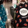 ハワイのホールフーズのエコバック。やっぱり可愛い!! お手頃価格のエコバックを紹介します。