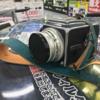 Hasselblad 500c/m Planar 80mm f2.8を買った。