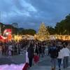 『名古屋クリスマスマーケット2019』に行ってきた!【名古屋・久屋大通公園】