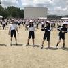 ミニ運動会の練習のご紹介(6年生)