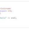 HTMLにシンタックスハイライトを付ける~その2~