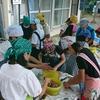 5年自然教室  2日目 体験活動