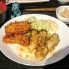 小田保で牡蠣ミックス定食