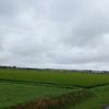 田舎の空と雲