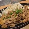牛・豚・鶏のスタミナ肉盛り定食